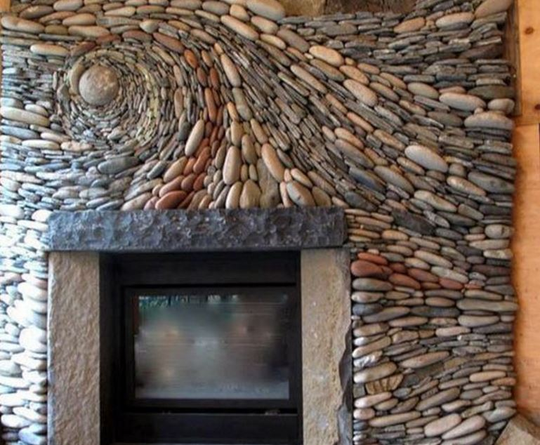 stone-fireplace-swirl-design