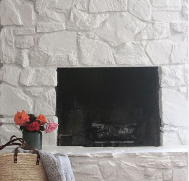 stone-fireplace-white-paint